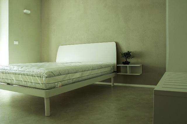 декоративный полимерный пол в квартре