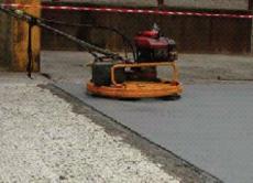 Промышленные полы, шлифовка бетонных полов